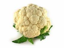 查出的花椰菜 免版税库存图片