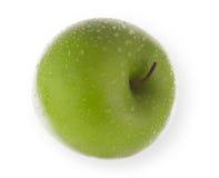 查出的苹果新鲜 库存照片