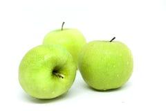 查出的苹果绿 库存图片