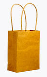 查出的袋子 免版税库存照片