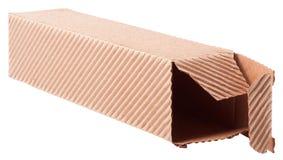 查出的配件箱纸板 库存照片