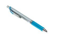 查出的铅笔白色 免版税库存照片