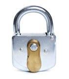 查出的锁定 免版税库存照片