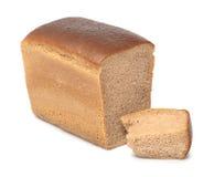 查出的面包 免版税库存图片