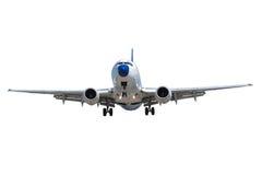 查出的飞机 库存图片