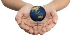 查出: 除地球之外 免版税库存照片