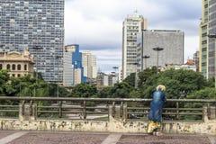 查家高架桥 免版税图库摄影