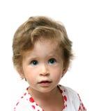 查寻纵向的婴孩 免版税库存图片