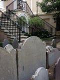 查尔斯顿公墓 免版税库存图片