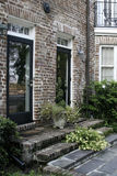 查尔斯顿房子sc 免版税库存照片