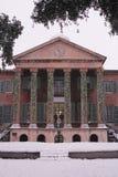 查尔斯顿校园,暴风雪学院2018年 免版税库存图片