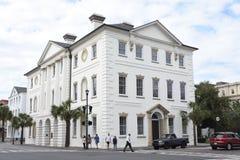 查尔斯顿法院大楼 免版税库存图片