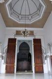 查希尔清真寺a K Masjid查希尔在吉打 库存照片