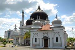 查希尔清真寺a K Masjid查希尔在吉打 免版税图库摄影