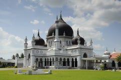 查希尔清真寺a K Masjid查希尔在吉打 免版税库存照片