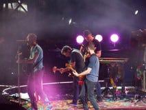 查找基础的04 05 08贝弗利加州治疗disbetes欺骗被投掷的节目小山希尔顿旅馆j少年爱迈克尔nordisk novo研究故事 Fox加入在阶段的Coldplay 免版税库存照片