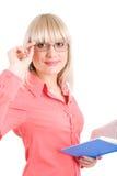 查找教师您新 免版税图库摄影