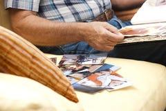 查找照片 免版税库存照片