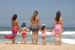 查找s海运妇女的子项 免版税库存照片