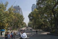 查普特佩克,墨西哥城 免版税库存图片