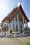 查龙寺庙 库存图片