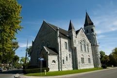 查默斯团结了教会-金斯敦-加拿大 免版税图库摄影