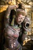 柬埔寨天使 库存图片
