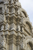 柬埔寨接近的塔penh phnom银 库存图片