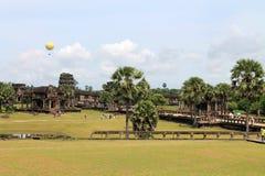 柬埔寨暹粒吴哥窟寺庙 库存图片