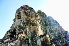 柬埔寨王国吴哥窟 免版税图库摄影