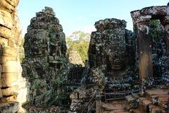 柬埔寨王国吴哥窟 免版税库存照片