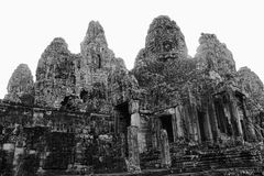 柬埔寨王国吴哥窟 库存图片