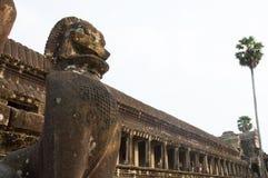 柬埔寨的吴哥窟 免版税库存图片