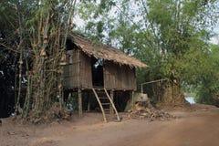 柬埔寨贫穷 免版税库存照片