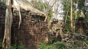 柬埔寨 卜迭色玛寺寺庙 班迭棉吉省 诗梳风Sity 库存图片