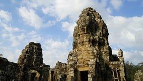柬埔寨吴哥窟 图库摄影