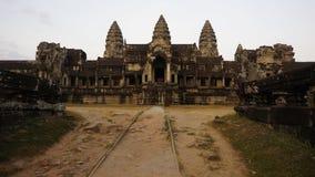 柬埔寨吴哥窟 库存照片