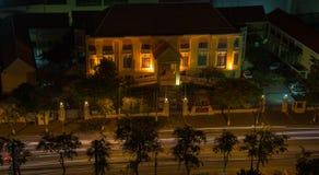 柬埔寨penh phnom 免版税库存照片