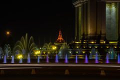 柬埔寨penh phnom 图库摄影