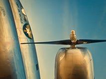 柯蒂斯莱特C-46特攻队 免版税库存照片