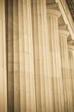 柱子纹理 免版税库存照片