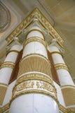 柱子耸立 库存照片