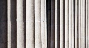 柱子背景 免版税库存图片