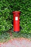 柱子过帐英国维多利亚女王时代的著&# 免版税库存图片