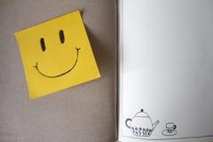 柱子 微笑 库存照片