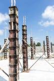 柱子建筑 图库摄影