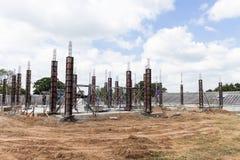 柱子建筑 免版税库存图片