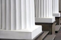 柱子 免版税图库摄影