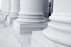 柱子 免版税库存照片