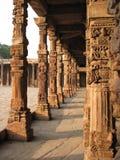柱廊印地安人 免版税库存图片